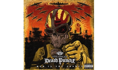 Musik-CD »War Is the Answer / Five Finger Death Punch« kaufen