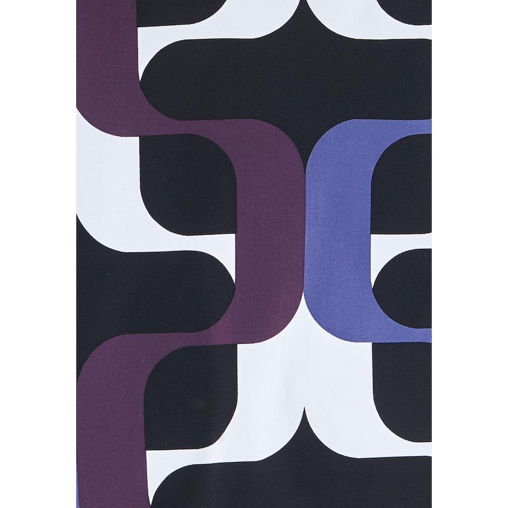 s.Oliver Beachwear Bügel-Tankini, im Retrodesign