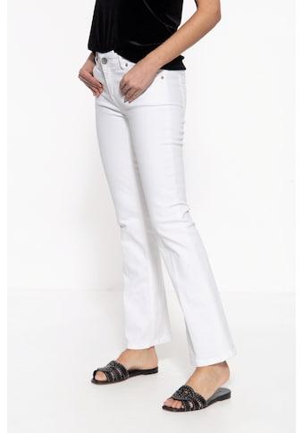 ATT Jeans 5-Pocket-Jeans »Brenda«, mit leichtem Schlag kaufen