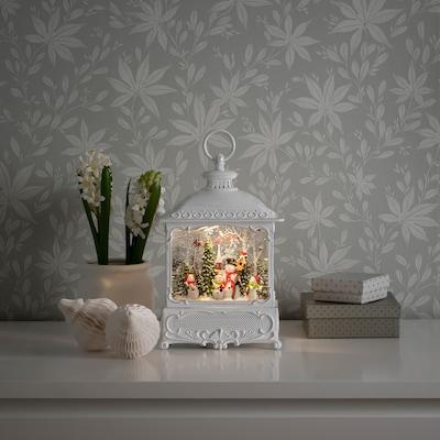 Weihnachtsdeko Laterne