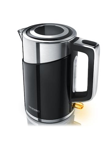 Arendo Schnellkoch Edelstahl Wasserkocher mit Cool Touch »3000Watt / 1,7 Liter / Strix Controller« kaufen