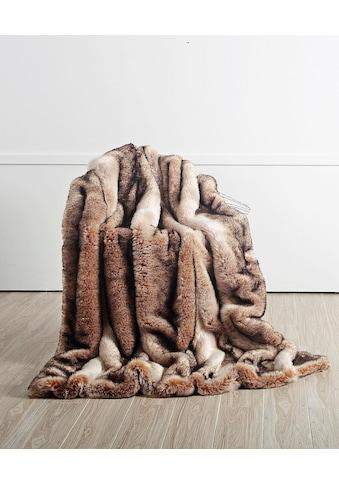 Wohndecke »Nutria«, Star Home Textil kaufen