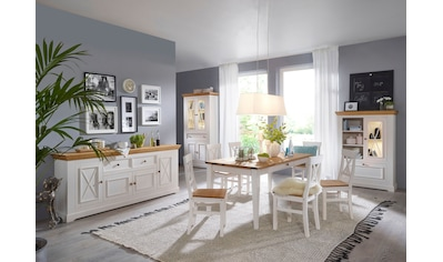 Premium collection by Home affaire Stuhl »Marissa«, Landhaus-Design pur kaufen