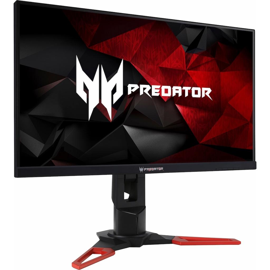 Acer LED-Monitor »Predator XB271HUAbmipz«, WQHD 2560 x 1440, HDMI