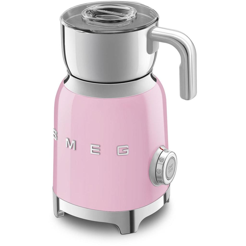 Smeg Milchaufschäumer »MFF01PKEU«, 500 W