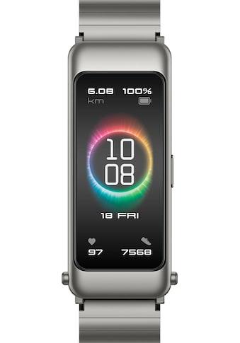 Huawei Smartwatch »TalkBand B6 Elite«, (Huawei Lite OS 24 Monate Herstellergarantie) kaufen