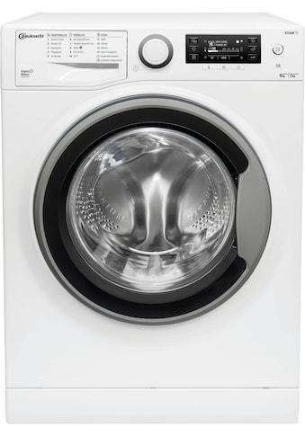 BAUKNECHT Waschtrockner »WATK Sense 97D6 N EU« kaufen