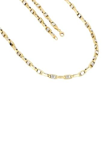 Firetti Goldkette »In Stegankerkettengliederung, 4,3 mm breit, Glanz, teilw.... kaufen