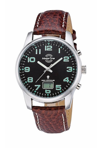MASTER TIME Funkuhr »MTGA - 10426 - 22L« kaufen