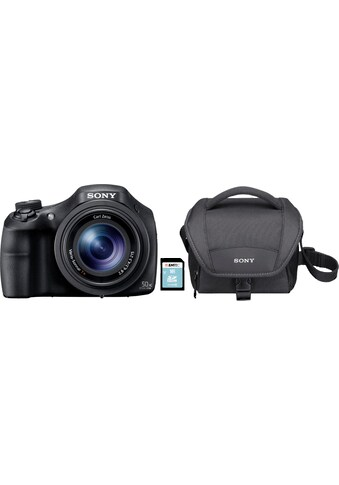 Sony »DSC - HX350B« Superzoom - Kamera (ZEISS Vario - Sonnar® T, 20,4 MP, 50x opt. Zoom) kaufen