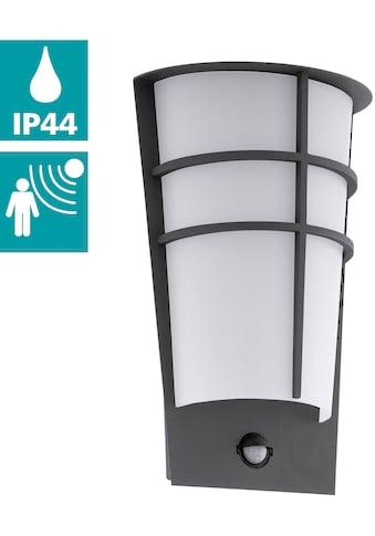 EGLO LED Außen-Wandleuchte »BREGANZO1«, LED-Board, Warmweiß, Eckmontage möglich, LED... kaufen