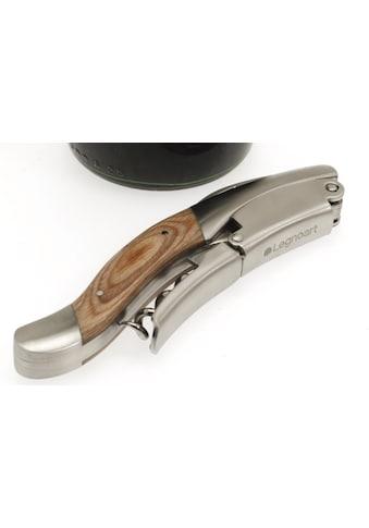 Legnoart Weinflaschenöffner »Kellnermesser«, in schwerer Ausführung kaufen