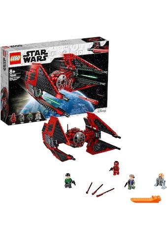 """LEGO® Konstruktionsspielsteine """"Major Vonreg's TIE Fighter™ (75240) LEGO® Star Wars™"""", Kunststoff, (496 - tlg.) kaufen"""