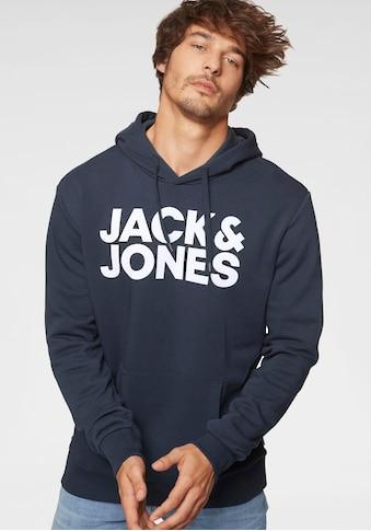 Jack & Jones Kapuzensweatshirt »CORP Logo Hoodie«, mit Logoprint kaufen