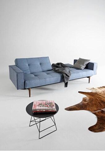 INNOVATION LIVING ™ Sofa »Splitback«, mit Armlehne und dunklen Styletto Beinen, in... kaufen