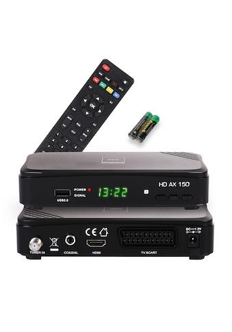 Opticum Red SAT-Receiver »AX 150 Full HD«, EasyFind Funktion kaufen
