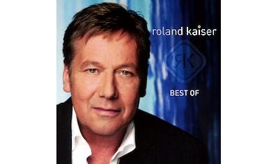 Musik-CD »Best Of-Alles was du willst / Kaiser,Roland« kaufen