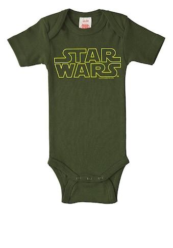LOGOSHIRT Baby-Body mit Star Wars-Logo kaufen