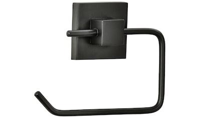 FACKELMANN Toilettenpapierhalter »New York«, aus stabilem Zinkdruckguss kaufen