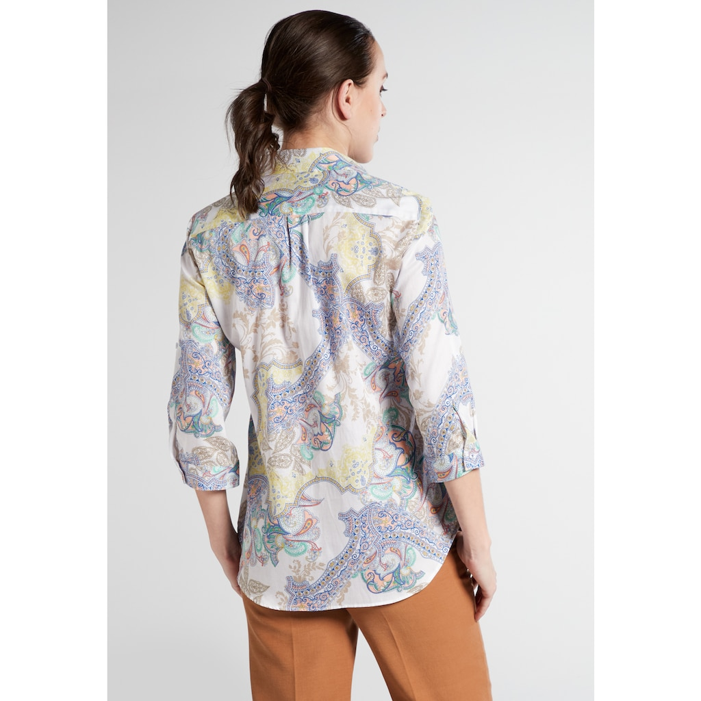 Eterna Klassische Bluse »MODERN CLASSIC«, Dreiviertelarm