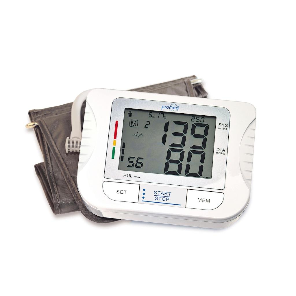 promed Oberarm-Blutdruckmessgerät »PBM-3.5«, Mittelwertanzeige der letzten 3 Messungen