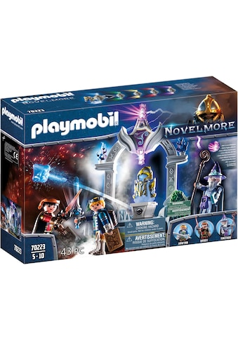 Playmobil® Konstruktions-Spielset »Tempel der Zeit (70223), Novelmore«, (43 St.), Made... kaufen