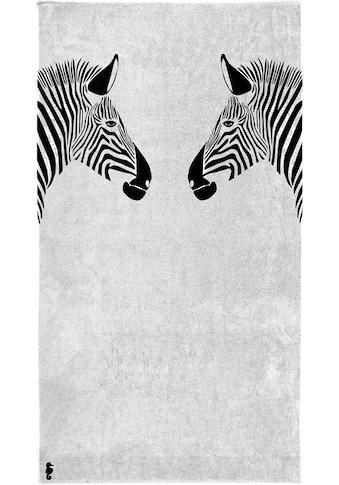 Seahorse Strandtuch »Zebra«, (1 St.) kaufen