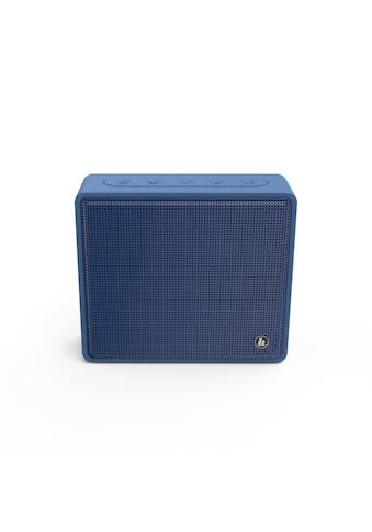 Hama Hama Mobiler Bluetooth-Lautsprecher Pocket, Mattblau kaufen