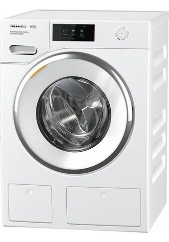 Waschmaschine, Miele, »WWR860 WPS PWash2.0 & TDos XL & WiFi W1« kaufen