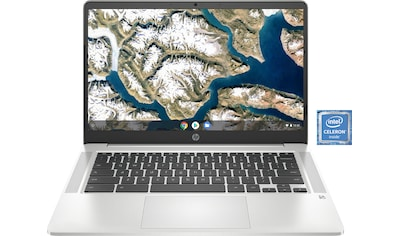 "HP Chromebook »14a-na0216ng«, (35,6 cm/14 "" Intel Celeron UHD Graphics 600\r\n) kaufen"