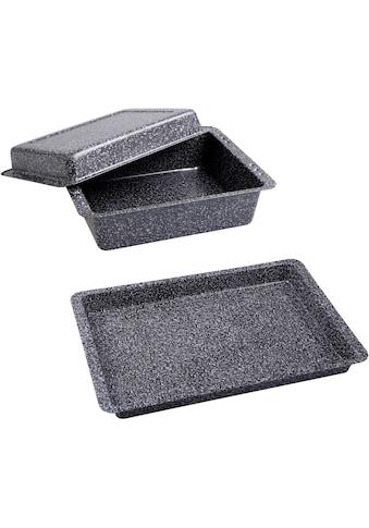 CHG Auflaufform »Granito«, Stahlblech kaufen