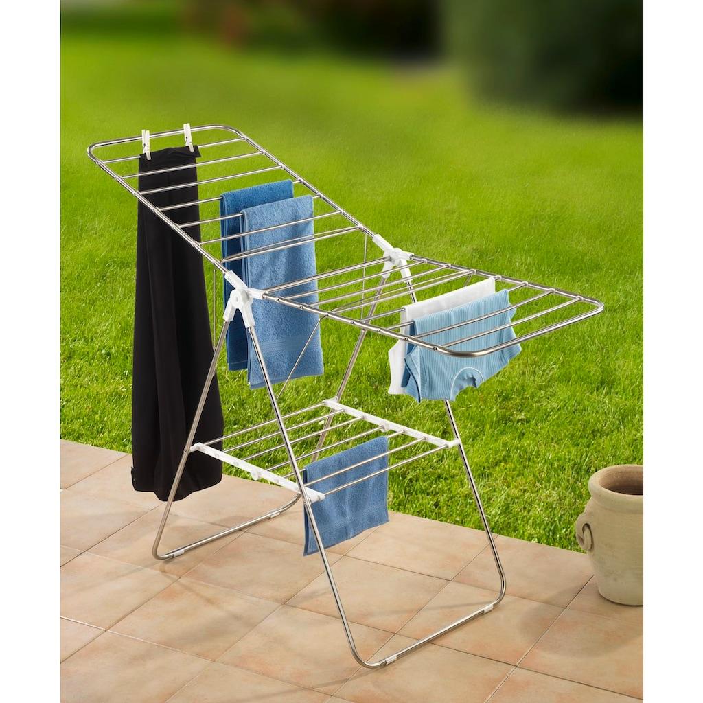 WENKO Wäscheständer »Flex«