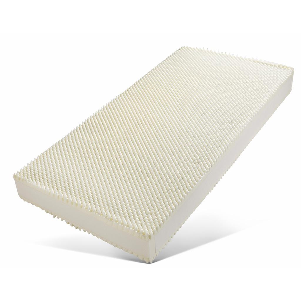 fan Schlafkomfort Exklusiv Taschenfederkernmatratze »Mabona T«, 23 cm cm hoch, 544 Federn, (1 St.), Bekannt aus der TV-Werbung, mit Sommer- und Winterseite!