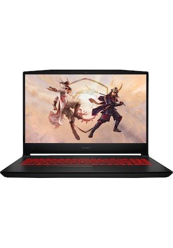 "MSI Gaming-Notebook »Katana GF66 11UC-228«, (39,6 cm/15,6 "" Intel Core i7 GeForce RTX™... kaufen"