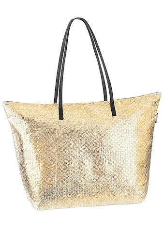 Fashy Strandtasche mit Reissverschluss kaufen