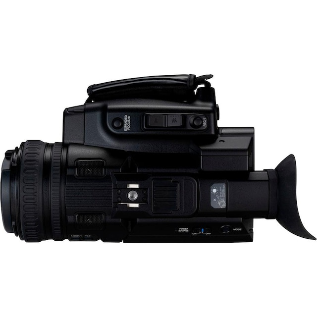 JVC »GY-HM180E« Camcorder (4K Ultra HD, 12x opt. Zoom)