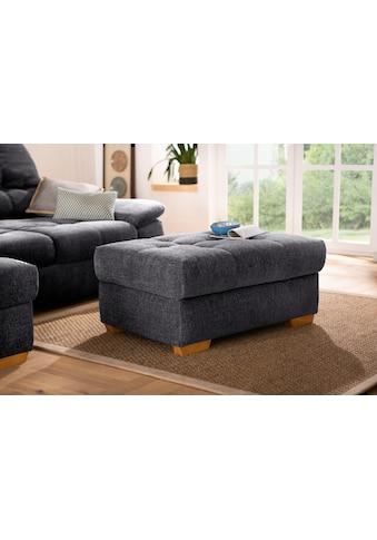 """Home affaire Hockerbank »Lotus Home Luxus«, passend zu """"Lotus Home Luxus"""", bis 140kg... kaufen"""