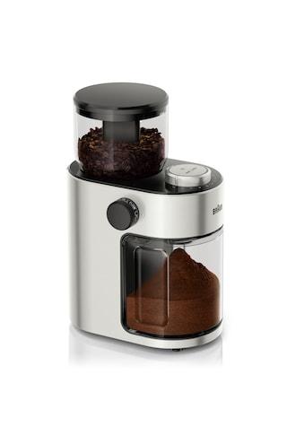 Braun Kaffeemühle »Kaffeemühle FreshSet KG7070«, 110 W, Scheibenmahlwerk, 220 g... kaufen