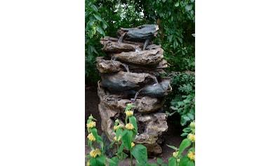 UBBINK Gartenbrunnen »Oakland«, mit LED, BxTxH: 91x68x152 cm kaufen