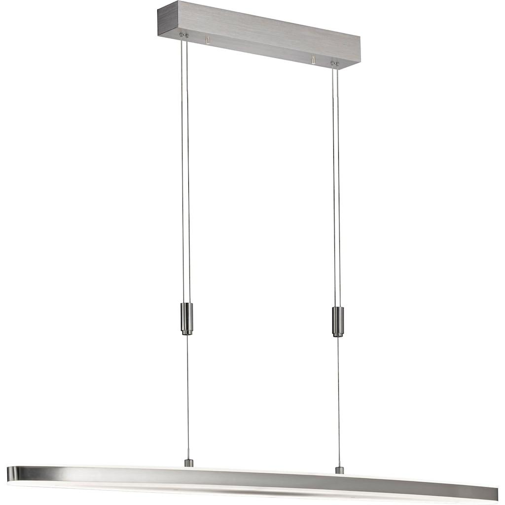 FISCHER & HONSEL LED-Hängeleuchte »Vitan Zig«, LED-Board, 1 St., LED Pendelleuchte, LED Pendellampe