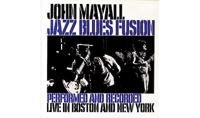 Musik-CD »JAZZ BLUES FUSION / MAYALL,JOHN« kaufen