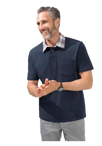 Catamaran Poloshirt mit Knopfleiste und Brusttasche kaufen