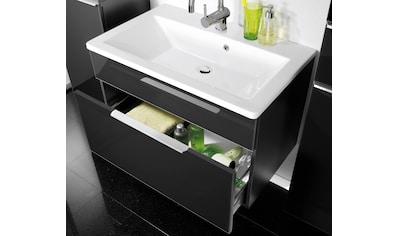 FACKELMANN Waschbeckenunterschrank »Kara«, Glasfront kaufen