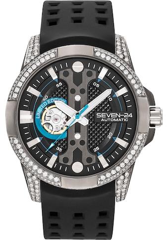 SEVEN - 24 Automatikuhr »Seven - 24 Sailor DIAMOND Edition, SV3102JS - 02P - D« kaufen