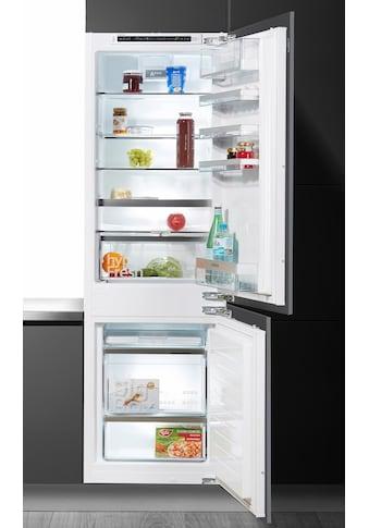 SIEMENS Einbaukühlgefrierkombination, 177,2 cm hoch kaufen