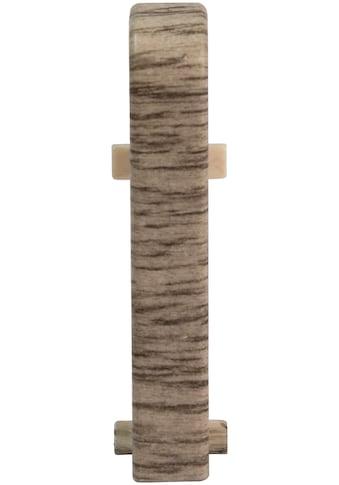 EGGER Zwischenstücke »Eiche graubraun«, für 6 cm EGGER Sockelleiste kaufen