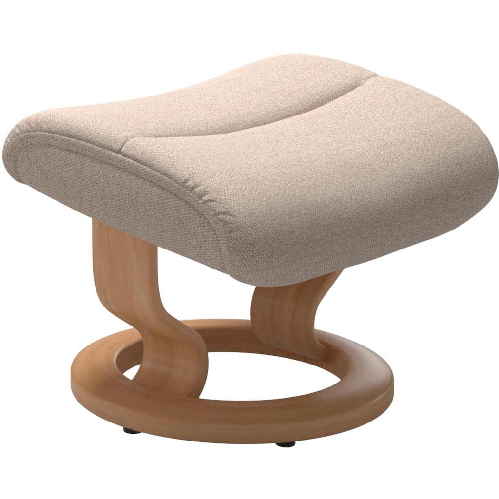 Stressless® Relaxsessel »View«, mit Classic Base, Größe M,Gestell Eiche