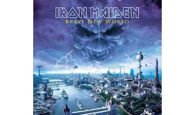 Musik-CD »Brave New World (2015 Remaster) / Iron Maiden« kaufen