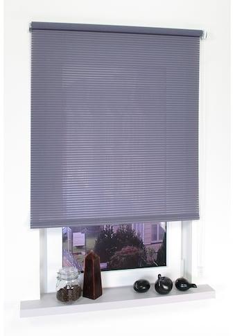 Liedeco Seitenzugrollo »Dekor Streifen«, Lichtschutz, ohne Bohren kaufen