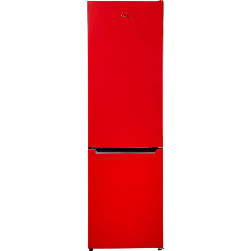 Amica Kühl-/Gefrierkombination, KGCN 388 196 FR, 180 cm hoch, 54,5 cm breit